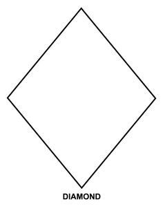 diamond coloring pages preschool 187 kite pattern coloring nuttin but preschool preschool