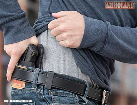 concealed in 12 steps for concealed carry success
