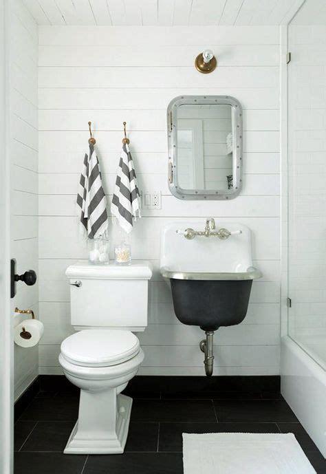 17 best ideas about plank wall bathroom on