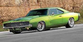 1968 dodge charger slammed is this the coolest charger