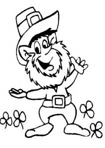 leprechaun coloring page leprechaun coloring pages dr