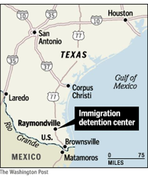 raymondville texas map 187 privatized prisons for immigrants by 161 para justicia y libertad