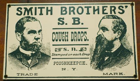 Smith Brothers by Smith Brothers S B Cough Drops S B Sted On Each Flickr