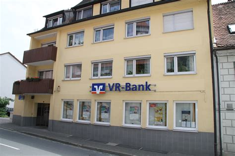 rv bank bayreuth vr bank bayreuth hof eg filiale hollfeld in hollfeld