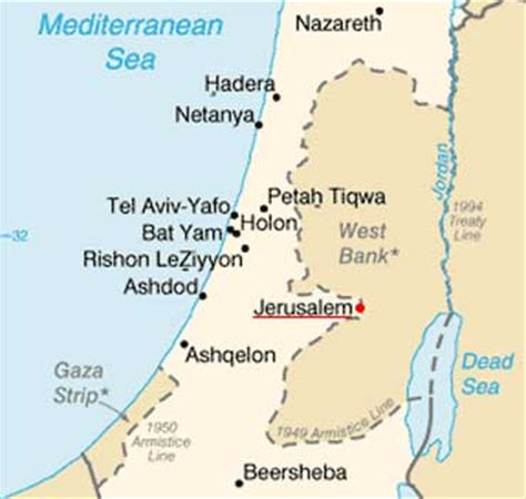 where is jerusalem on the map hanukkah lesson for students and teachers
