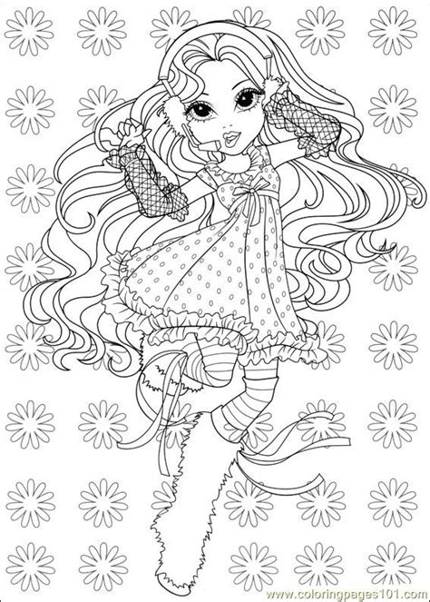 coloring pages moxie girlz 11 cartoons gt miscellaneous