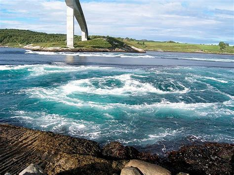 How To Entertain by The Saltstraumen Norway Feel The Planet
