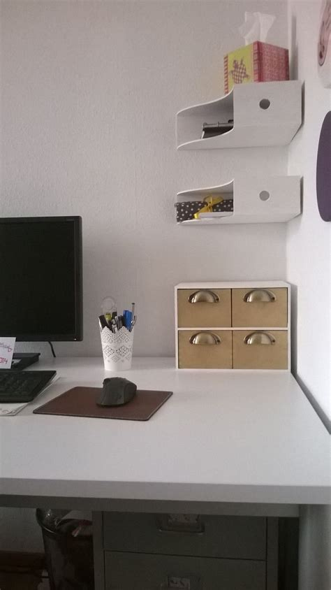 großer büro schreibtisch fernsehwand selber bauen anleitung