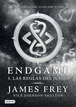 endgame 3 las reglas del juego planeta de libros