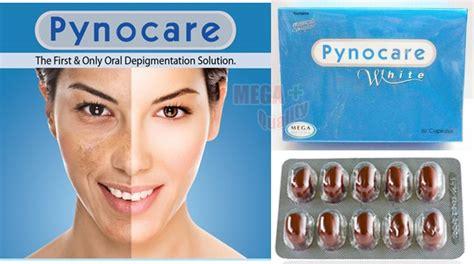Mega Pynocare Skin Care 40 x pynocare whitening white anti melasma capsule 100