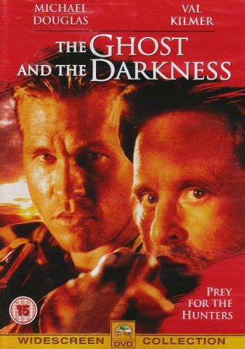 film ghost of the darkness the ghost and the darkness movie poster the ghost and the