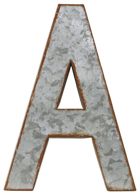 home decor letters of alphabet metal alphabet wall decor letter a industrial wall