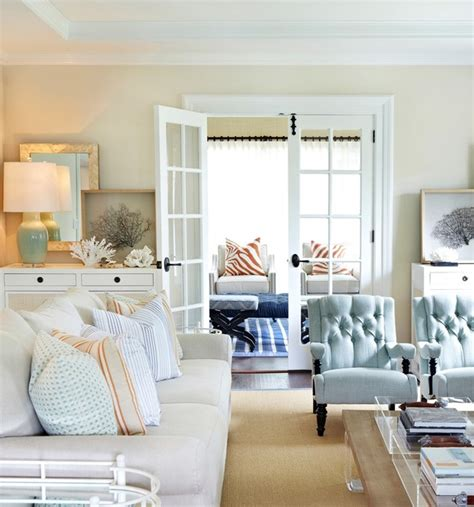 living room coastal living room with french style 2015 bungalow 5 designer spotlight beach style living