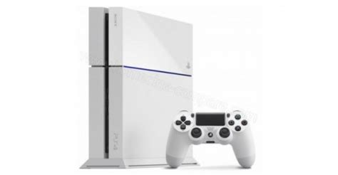 console playstation 4 comparez les sony ps4 blanche playstation 4 blanc 500 go fiche