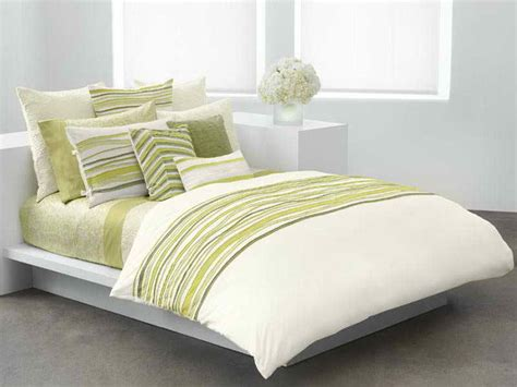 dkny comforter contemporary bedroom ideas with dkny green and white color