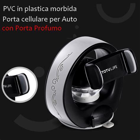 Porta Per Auto by Porta Cellulari Per Auto Con Ventosa E Porta Profumo