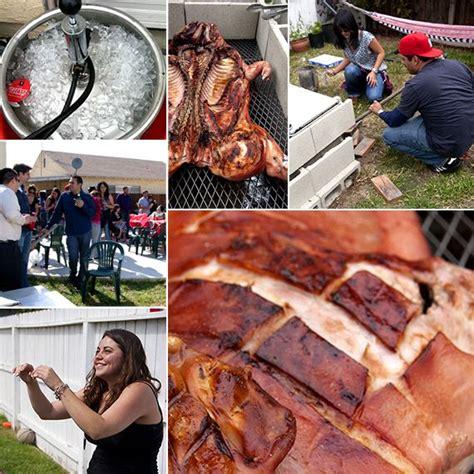 building pit pig roast 16 best images about gear pit cinder block on