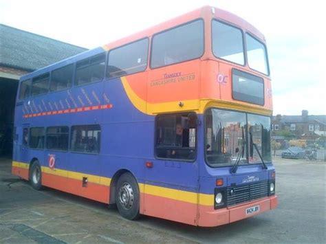 vehicle details  volvo olympian double decker bus     coach sales