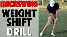 weight shift golf swing drills 1000 images about golf on pinterest golf tips golf