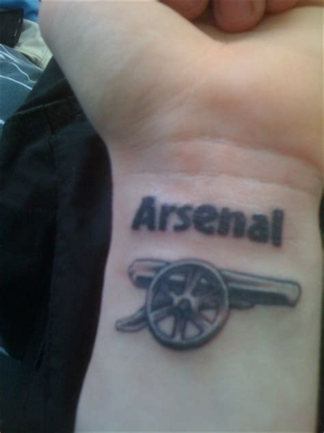 arsenal fc tattoo designs 18 best images about arsenal on football the