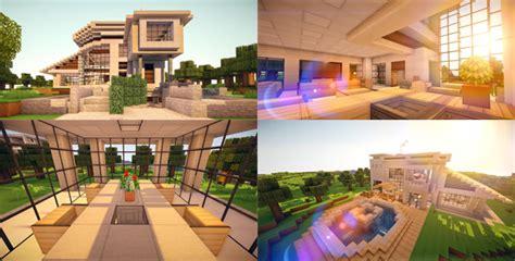 minecraft house designs inside 20 modern minecraft houses nerd reactor