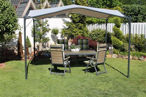 leco pavillon modern trend terrassen garten 220 berdachung