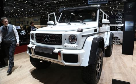 Mercedes G500 4x4 Price by 2019 Mercedes G550 4x4 Redesign And Review 2018