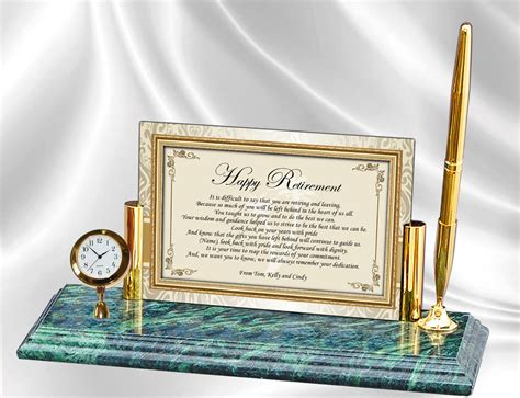 Wedding Gift Ideas For Coworker by Ideas Of Lovely Retirement Gifts For Health