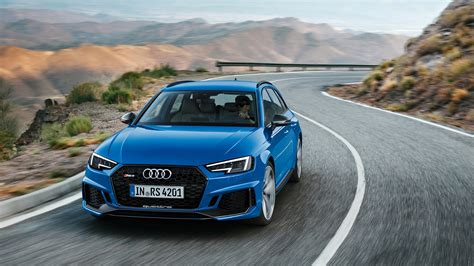 Audi Rs4 Wallpaper by 2018 Audi Rs4 Avant Wallpapers Hd Images Wsupercars