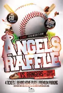 baseball fundraiser flyer template enter to win the baseball package san gorgonio memorial hospital