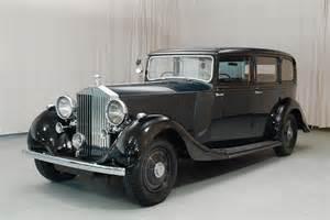 1936 Rolls Royce Phantom 1936 Rolls Royce Phantom Iii Limousine