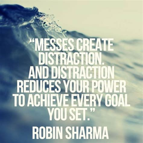 Distractions Quotes