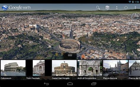 google updates maps and earth apps with super sharp google earth 7 0 for android brings new super detailed 3d