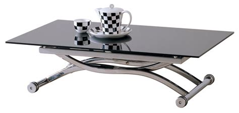 adjustable height coffee dining table eldesignr