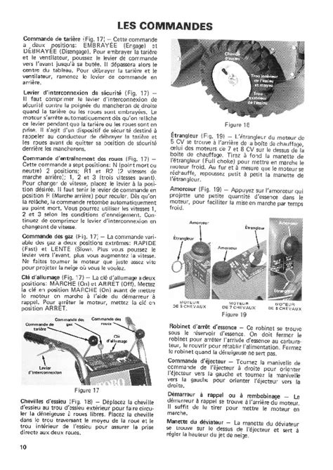 Toro 38040 524 Snowblower Operators Manual French 1979