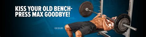 bench press game kiss your old bench press max goodbye