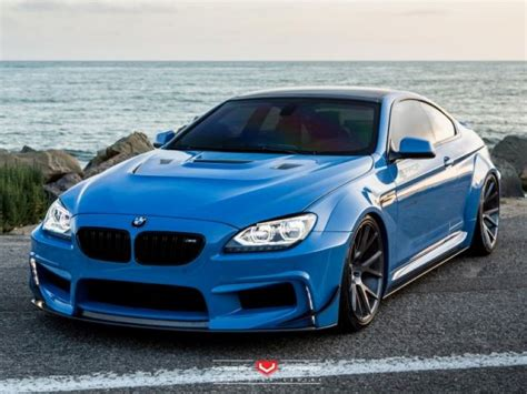 Custom BMW 650i Looks Stunning   DPCcars