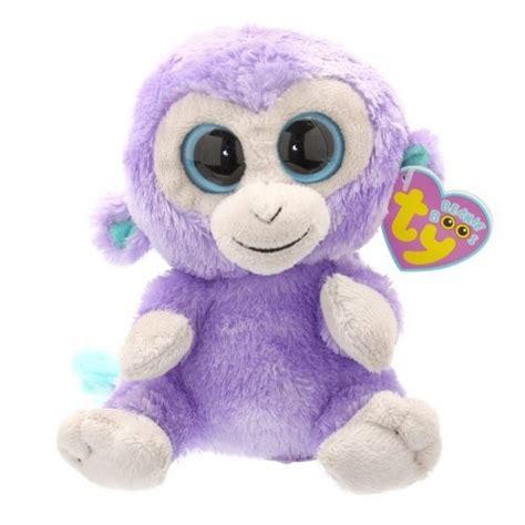 beanie boo blueberry ty beanie boos blueberry monkey beanie boos collection