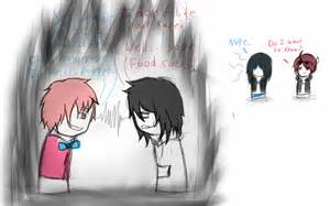 Jeff the killer vs 2p england by halomindy on deviantart
