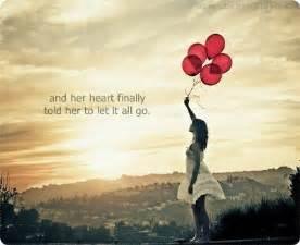 my journey my way letting go