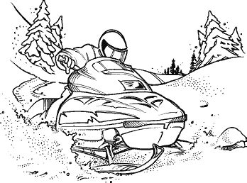 snow cat coloring page grooming green mountain climbers