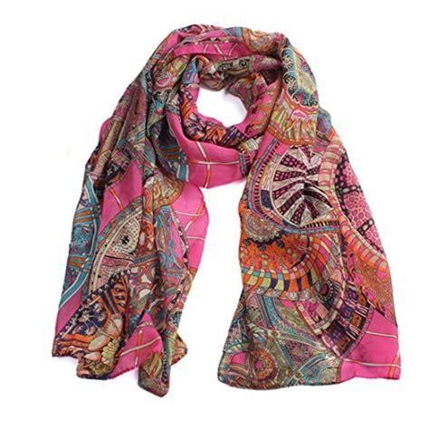 bessky fashion chiffon printed silk