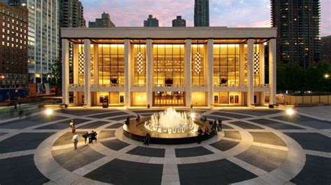 lincoln center nyc ballet nyc opera leaving lincoln center nbc new york