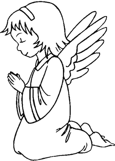 angel coloring pages for preschool angel coloring pages download