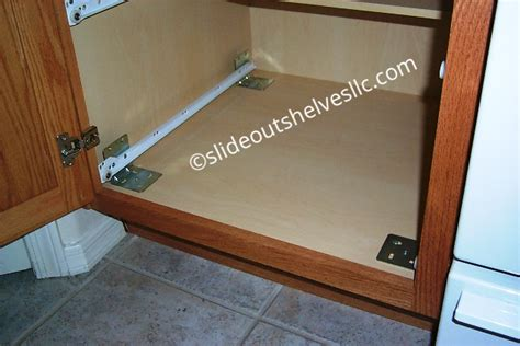 installing drawers in existing cabinets pull outs installation guide