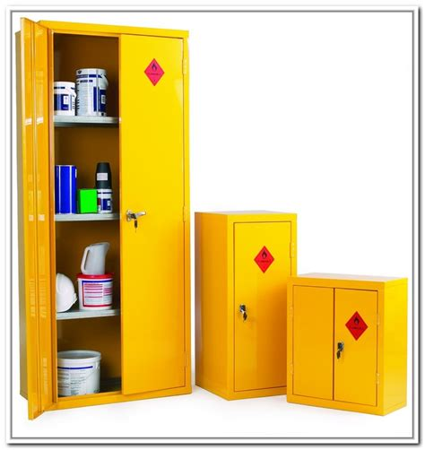 Photo : Flammable Storage Cabinet Images. Kitchen Cabinets