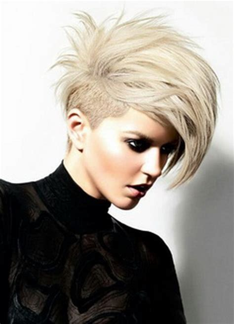 edgy rock hairstyles short edgy haircuts
