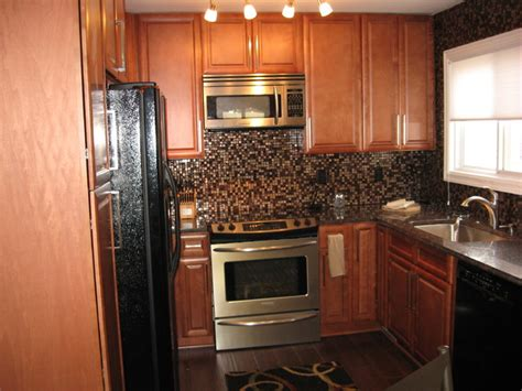 Cinnamon Glaze Kitchen Cabinets K Series Cinnamon Glaze Kitchen Cabinets Eclectic New York By Stockcabinetexpress