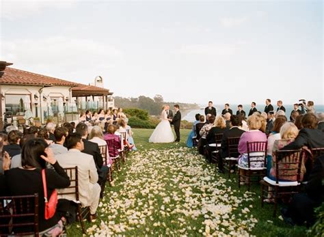 Wedding Venues Santa Barbara by Santa Barbara Resort Wedding From Beaux Arts Photographie