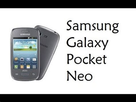 Hp Samsung Pocket Neo i mobile s531
